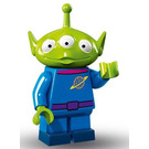 LEGO Pizza Planet Alien Minifigure