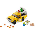 LEGO Pizza Planet Truck Rescue Set 7598