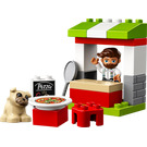 LEGO Pizza Stand Set 10927