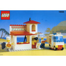 LEGO Pizza-To-Go Set 10036