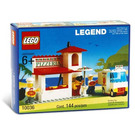LEGO Pizza-To-Go Set 10036 Packaging