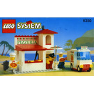 LEGO Pizza To Go Set 6350