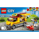 LEGO Pizza Van Set 60150 Instructions
