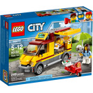 LEGO Pizza Van Set 60150 Packaging