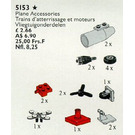 LEGO Plane Accessories Set 5153