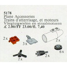 LEGO Plane Accessories Set 5178