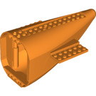 LEGO Plane End 8 x 16 x 7 with Orange Base (54654)