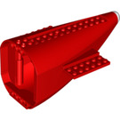LEGO Plane End 8 x 16 x 7 with Red Base (54654)