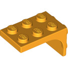 LEGO Plate 2 x 2 with 1.5 Plate 2 x 2 Downwards (69906)