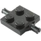 LEGO Plate 2 x 2 with Wheels Holder Double (4600)