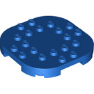 LEGO Plate 6 x 6 x 2/3 Circle with Reduced Knobs (66789)