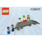 LEGO Platform and Mini-Figures (White box) Set 4186875