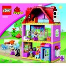 LEGO Play House Set 10505 Instructions
