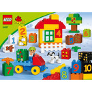 LEGO Play with Numbers Set 5497 Instructions