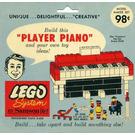 LEGO Player Piano Set 802-3