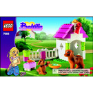 LEGO Playful Puppy Set 7583 Instructions