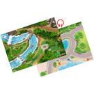 LEGO Playmat - Friends Jungle (851325)