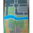 LEGO Playmat - Het Laatste Nieuws promo Dual Sided City / Friends