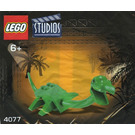LEGO Plesiosaur Set 4077