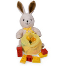 LEGO Plush Bunny with Duplo Bricks (852217)