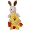LEGO Plush Bunny with Duplo Bricks (852217)