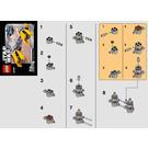 LEGO Podracer (58 pieces) Set 30461-1 Instructions