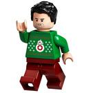 LEGO Poe Dameron - Green Christmas Sweater with BB-8 Minifigure
