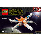 LEGO Poe Dameron's X-Flügel Fighter 30386