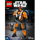 LEGO Poe Dameron Set 75115 Instructions