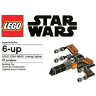LEGO Poe's X-wing Fighter Set TRUXWING-2