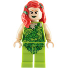 LEGO Poison Ivy with Lime Green Suit Minifigure