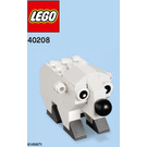 LEGO Polar Bear Set 40208