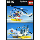 LEGO Polar Copter Set 8640