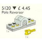 LEGO Polarity Reversal Switch for 8082 (9V) Set 5120