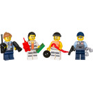 LEGO Police Accessory Set 853570