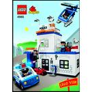 LEGO Police Action Set 4965 Instructions