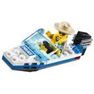 LEGO Police Boat Set 30017
