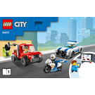 LEGO Police Brick Box Set 60270 Instructions