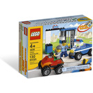 LEGO Police Building Set 4636 Packaging