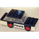 LEGO Police Car Set 611-1
