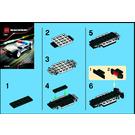LEGO Police Car Set 7611 Instructions
