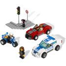 LEGO Police Chase Set 3648