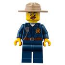 LEGO Police Chief Minifigure