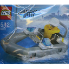 LEGO Police Dinghy Set 30011