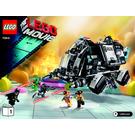LEGO Police Dropship Set 70815 Instructions