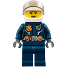 LEGO Police Female Helicopter Pilot Minifigure