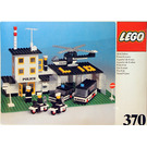 LEGO Police Headquarters Set 370