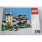 LEGO Police Headquarters Set 370 Packaging