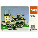 LEGO Police Headquarters Set 585