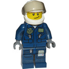 LEGO Police Helicopter Pilot Minifigure